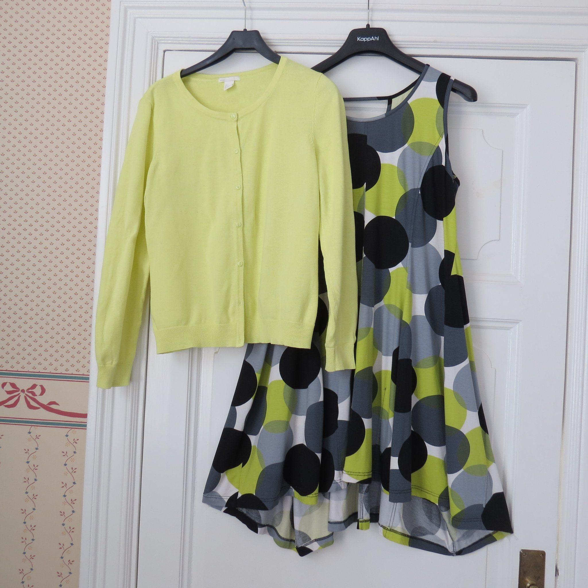 d52ee4a177bf Tunika klänning från Baldino + matchande kofta .. (344601801) ᐈ Köp ...