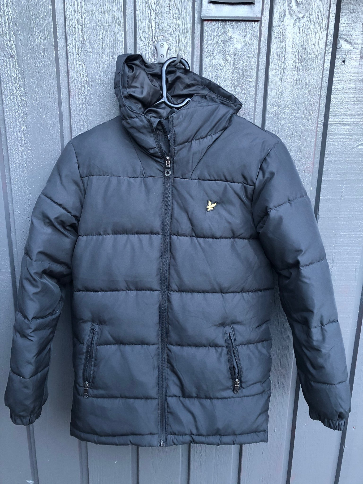 Lyle& Scott junior vinter jacka strl 12 13 År o.. (422835739