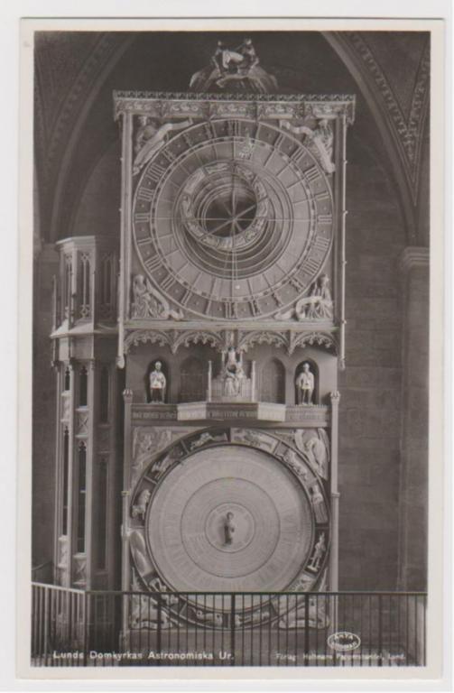 astronomiske ur
