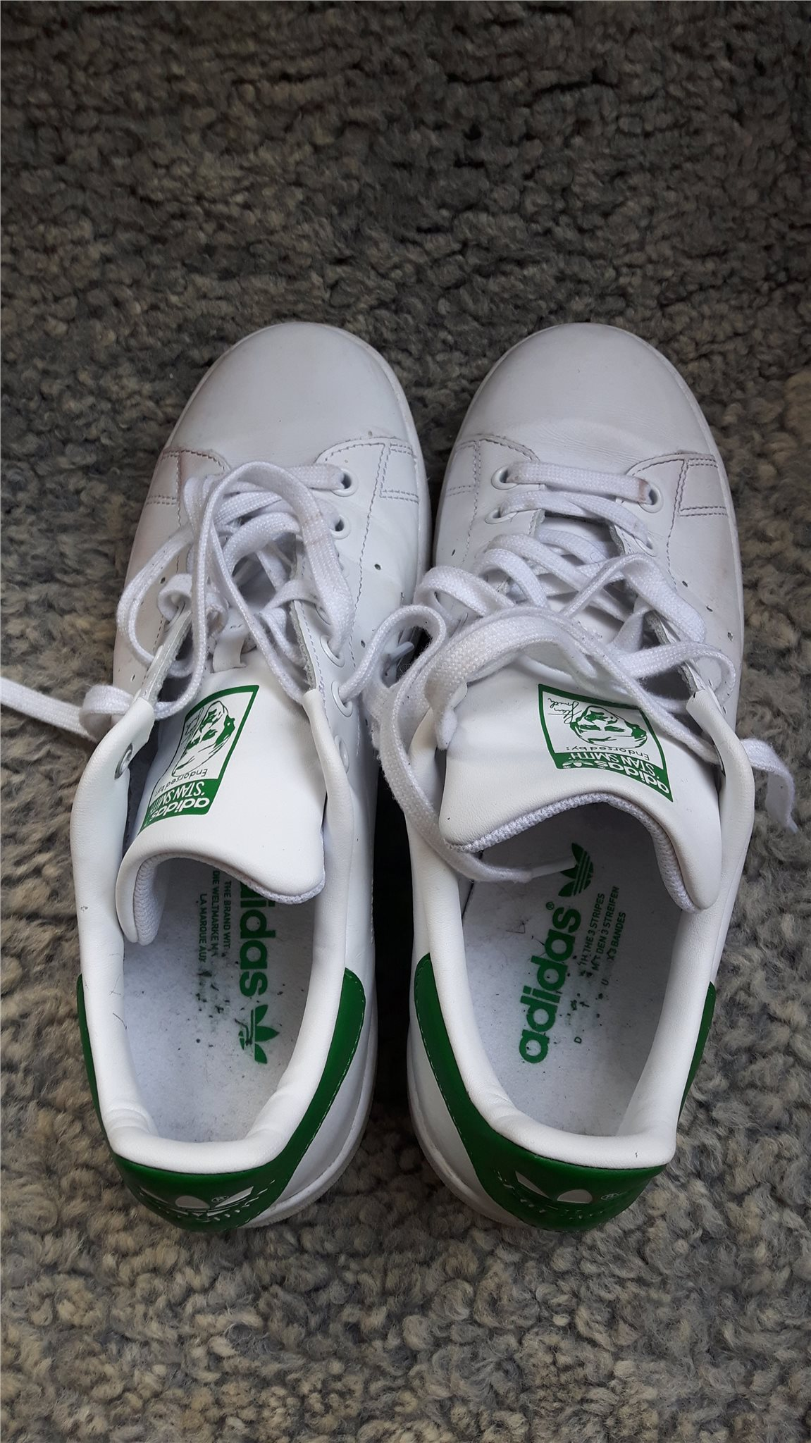 storleksguide adidas stan smith