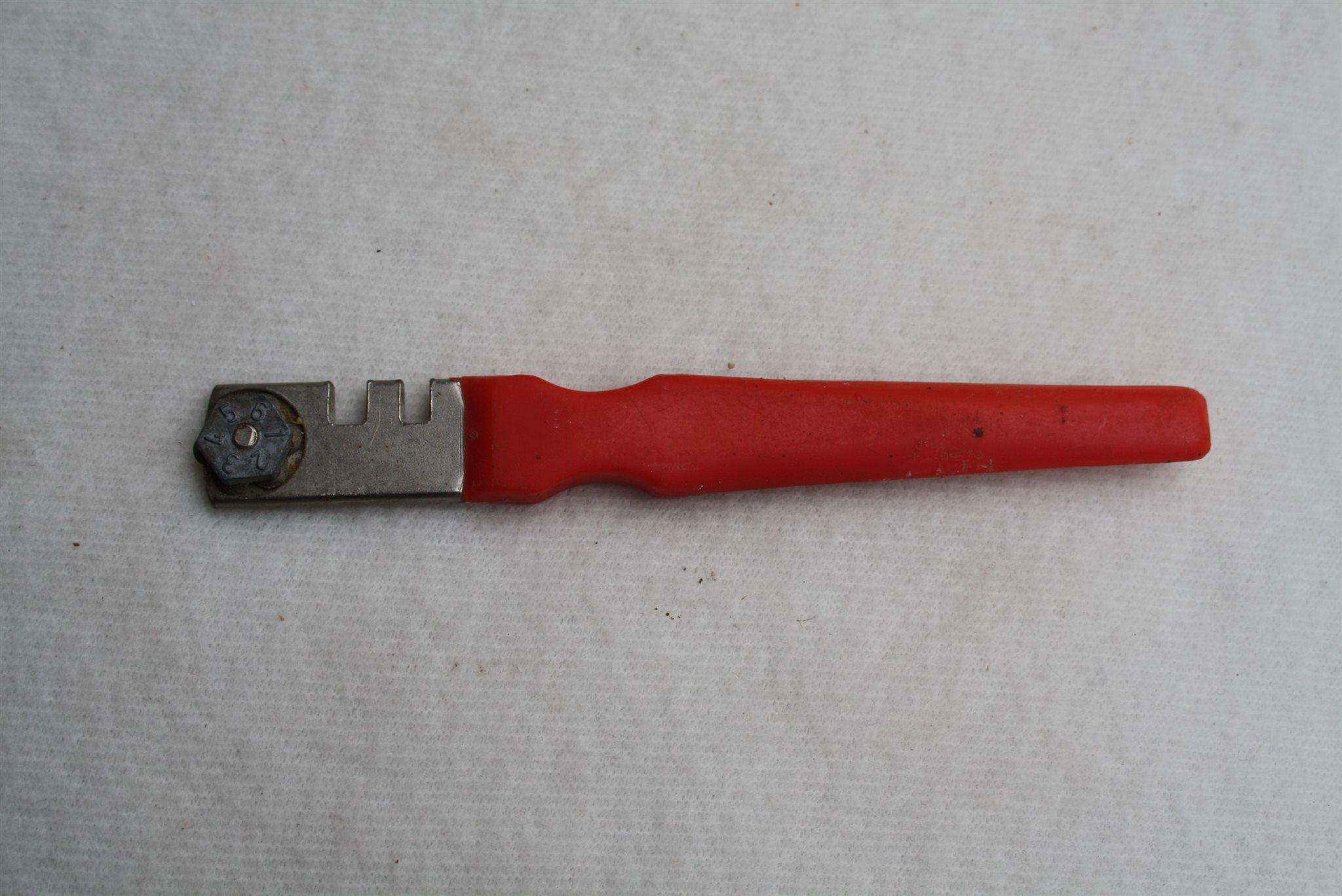 Glasskärning verktyg