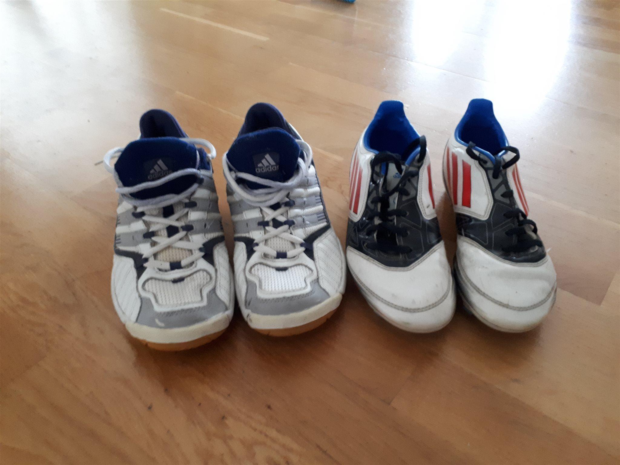 adidas storlekar skor