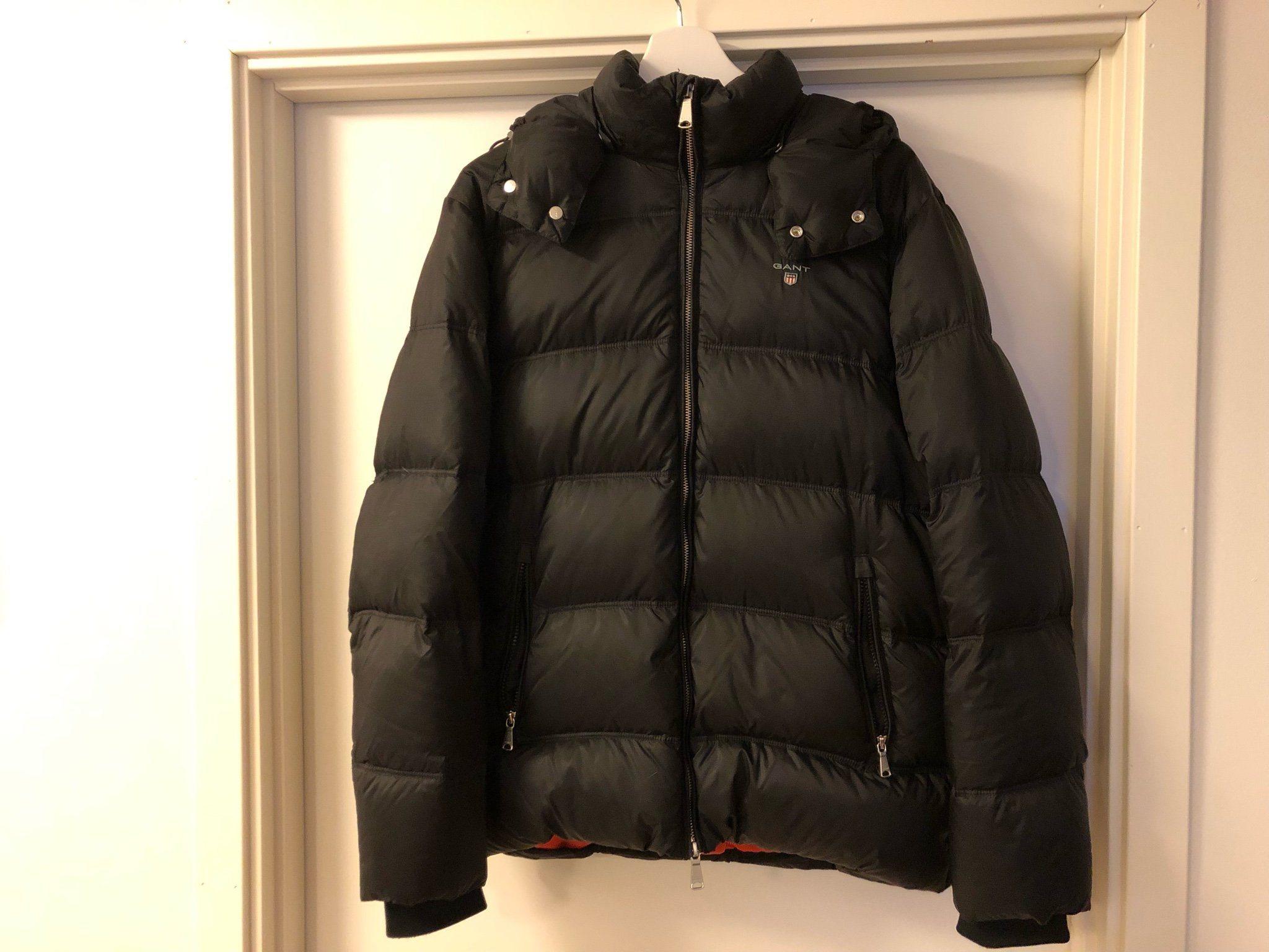 d8c82d7ee43 Gant dunjacka Alta Down Black S (340087148) ᐈ Köp på Tradera