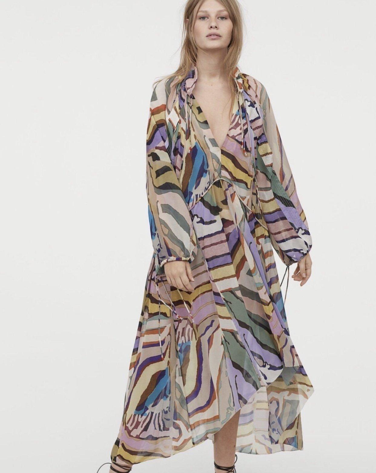 2db2c7ab7752 Hm Studio klänning (351806567) ᐈ Köp på Tradera