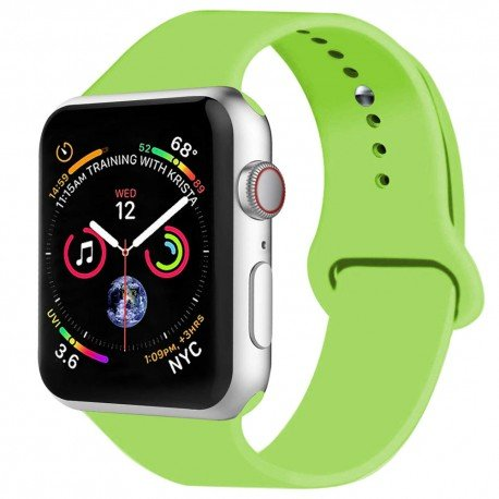 Apple Watch 4 (40mm) Sport Armband - Grön