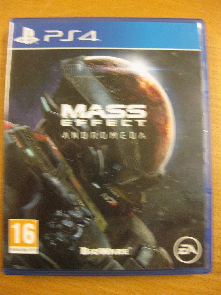 Mass Effect Andromeda Ps4 Spel I Mycket Bra 331342648 ᐈ Köp