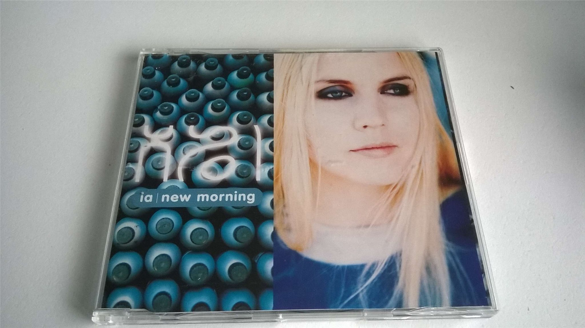 ia - New Morning, CD