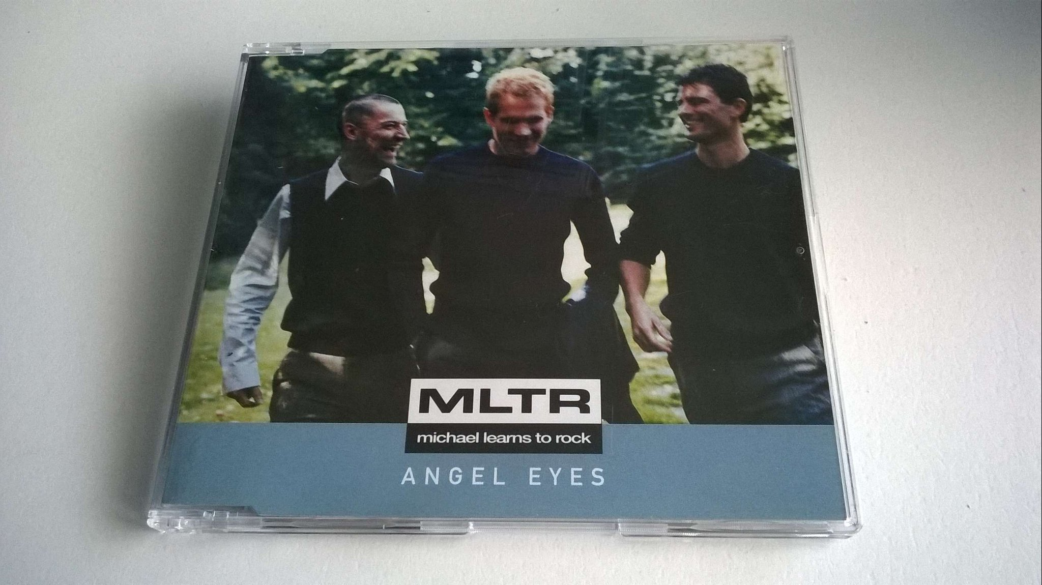 Michael Learns To Rock  - Angel Eyes, CD, Single, promotion