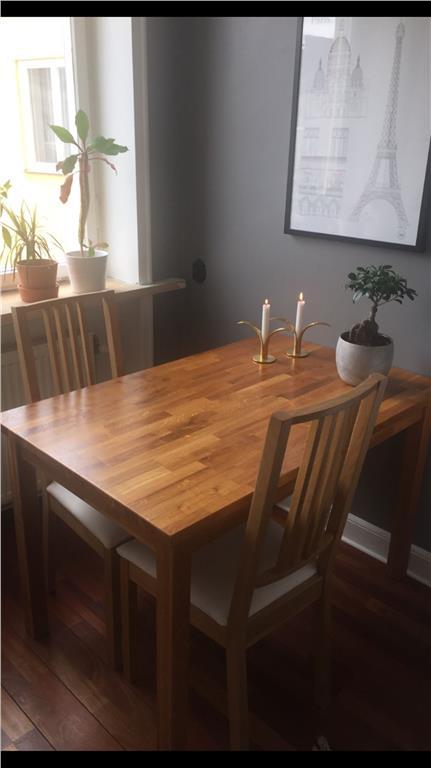 IKEA köksbord Ekensberg på Tradera.com - Köksmöbler | Möbler | Hem &