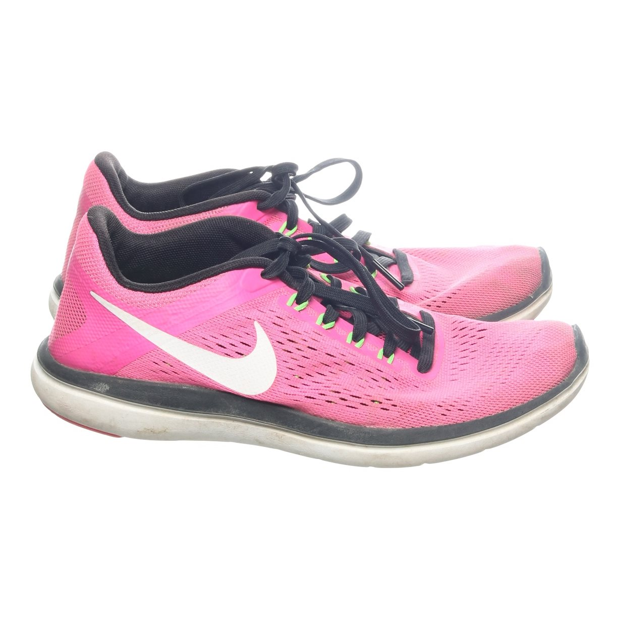 super cute 40424 b9c5f Nike, Löparskor, Strl  36, Flex 2016 Run, Rosa
