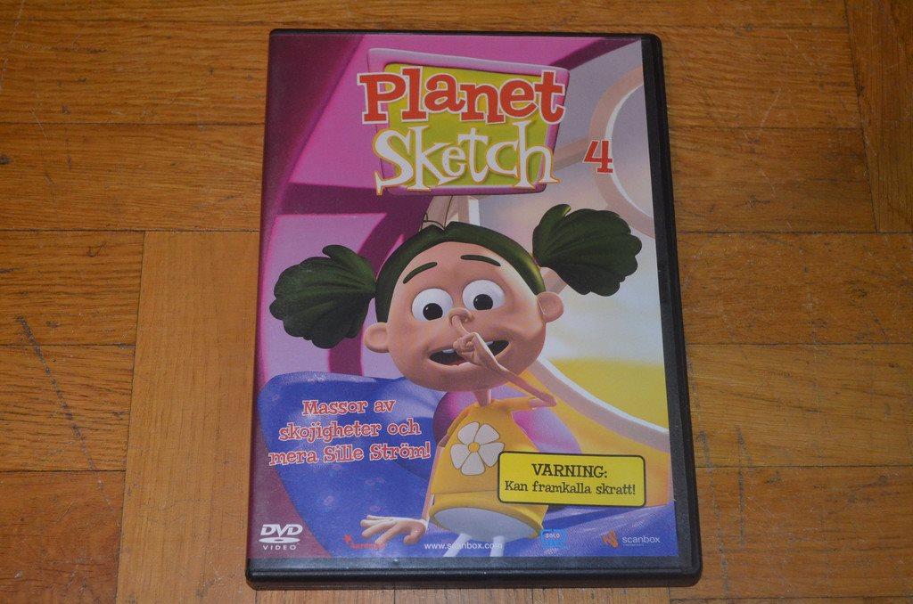 Planet Sketch - 4 - DVD (302865818) ᐈ Köp på Tradera c2c32754e16b5