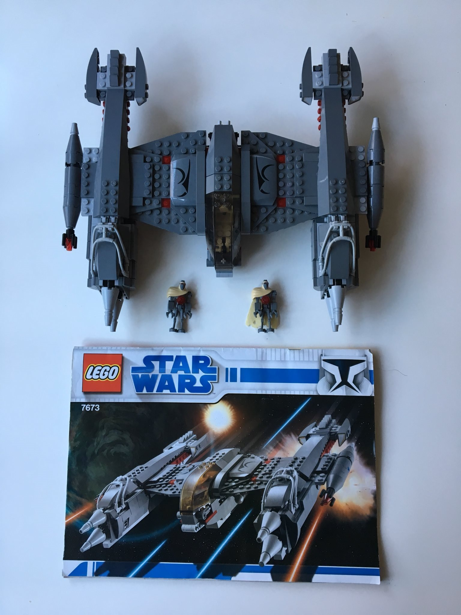 Lego 7673 Magna Guard Starfighter (2008)