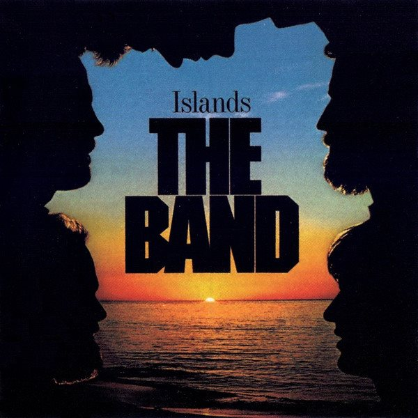 CD The Band Islands