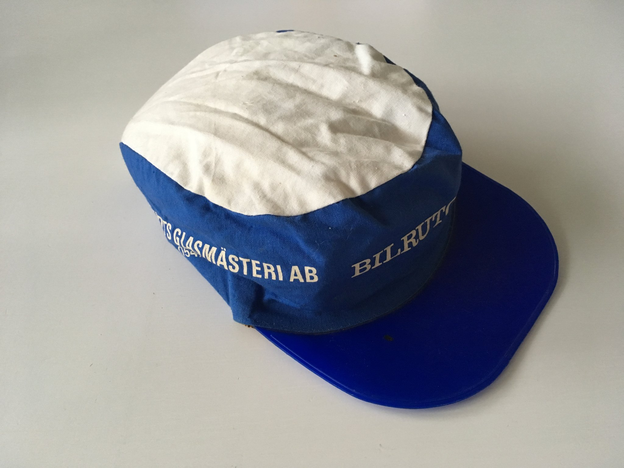 Hvittfeldts Glasmasteri Ab Gammal Reklam Keps 361533087