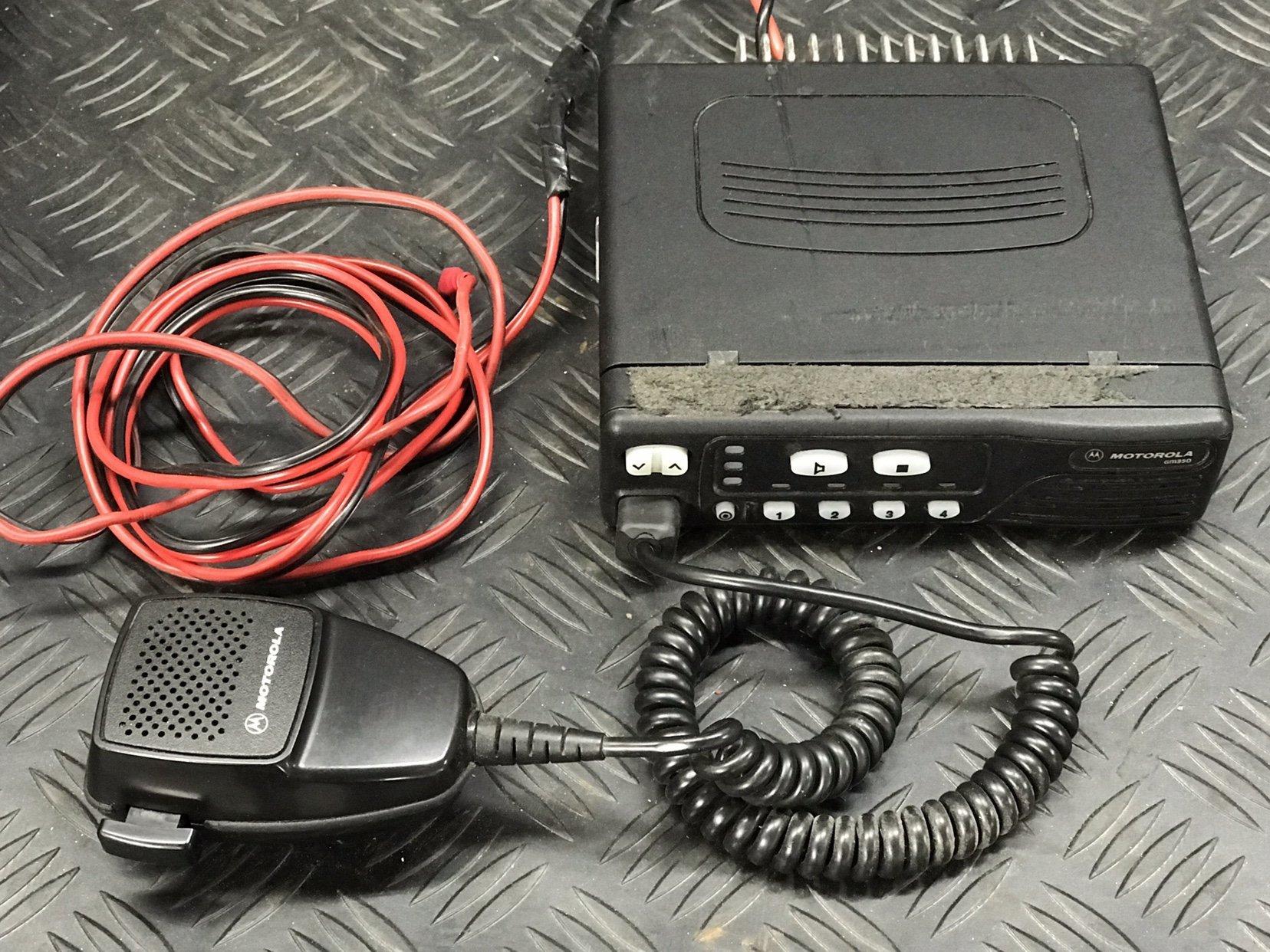 Motorola GM350 Komradio (351955326) ᐈ Köp på Tradera