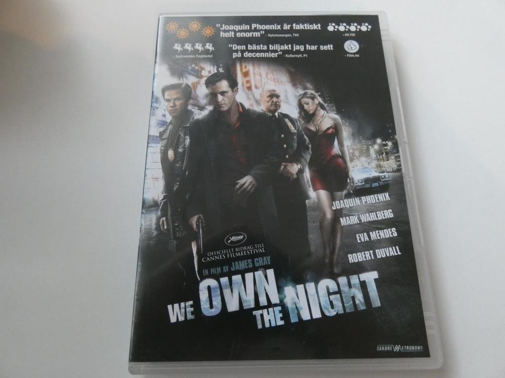 WE OWN THE NIGHT - JOAQUIN PHOENIS (5778)