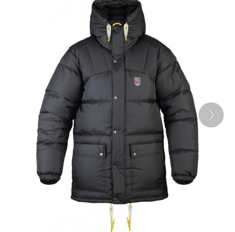 Fjällräven Expedition Down Jacket XS