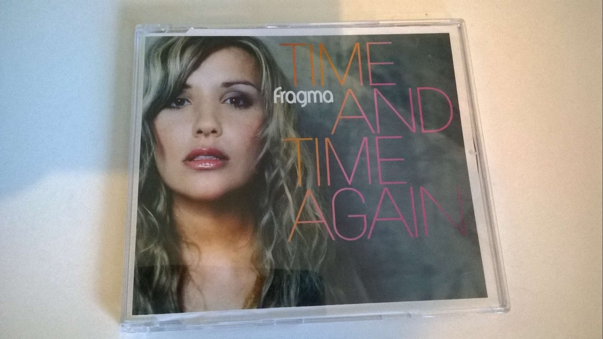 Fragma - Time And Time Again, CD