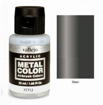 Vallejo Metal Color Steel 32ml