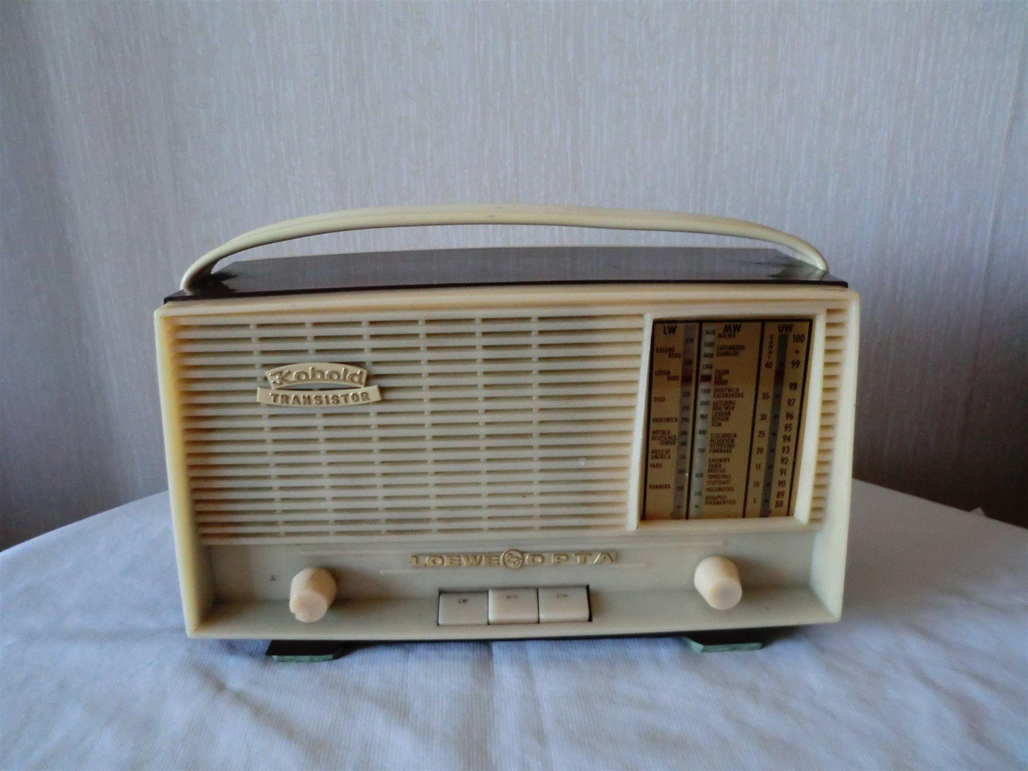 Radion som fixar det mesta