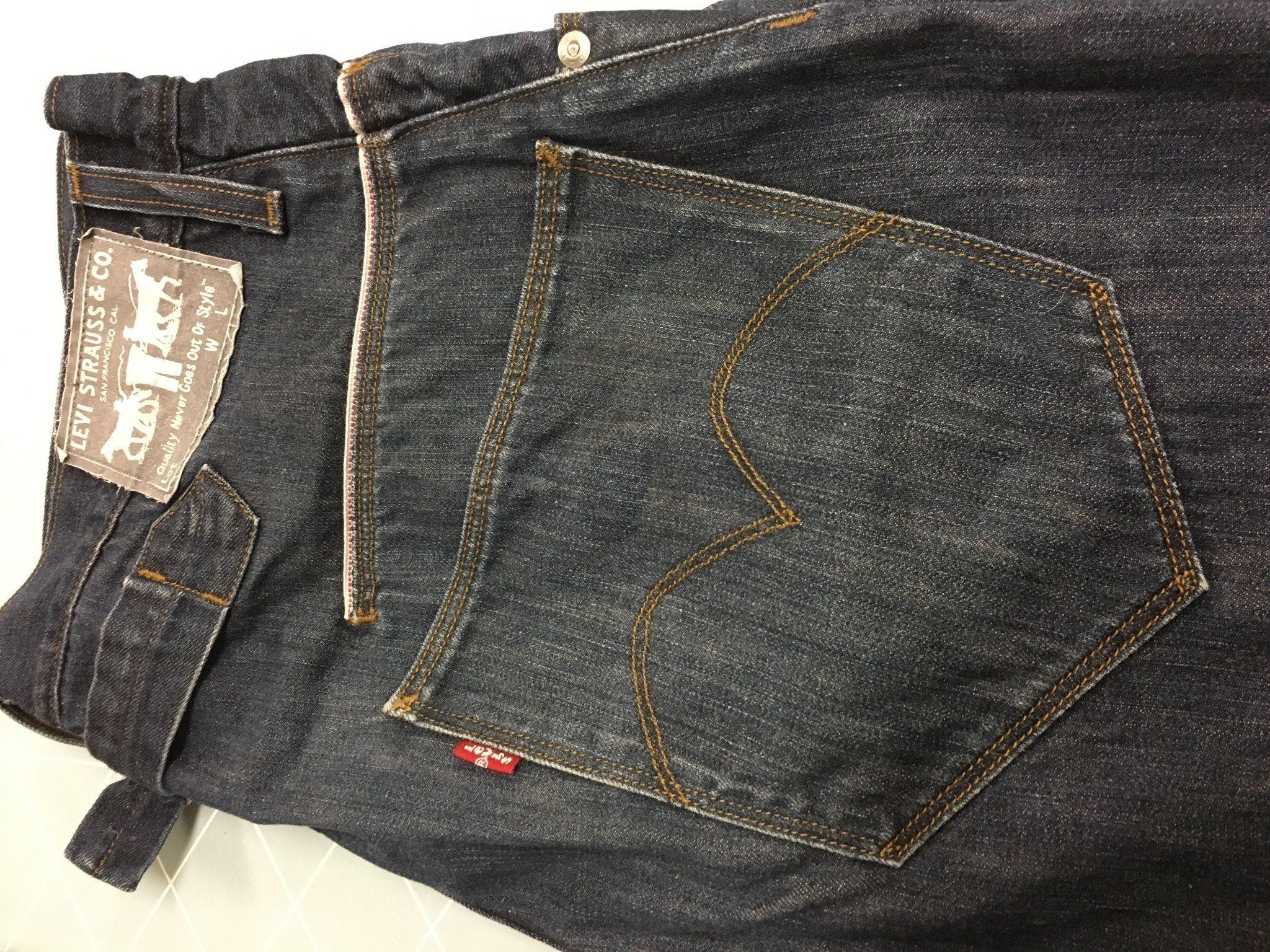 42316031158 Levis Jeans Stl 30/32 (341048413) ᐈ Köp på Tradera