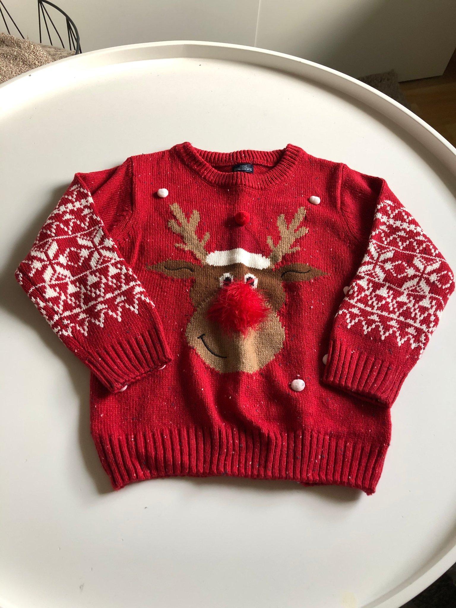 klassisk försäljning online Storbritannien butik Jultröja barn (370126623) ᐈ Köp på Tradera