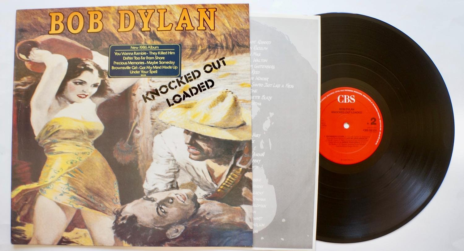 ** Bob Dylan -  Knocked Out Loaded **