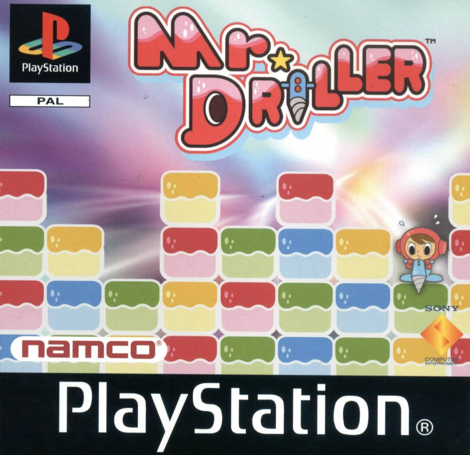 Mr Driller - Playstation