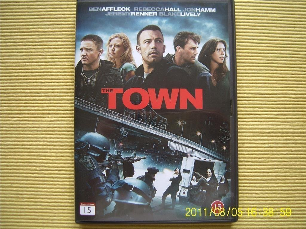 DVD - The Town