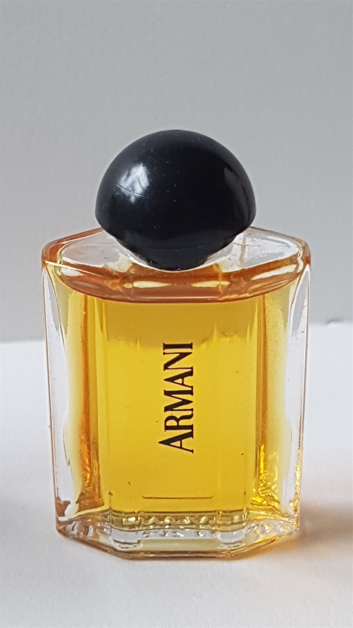 #vintage #armani #miniature #perfume #collectible