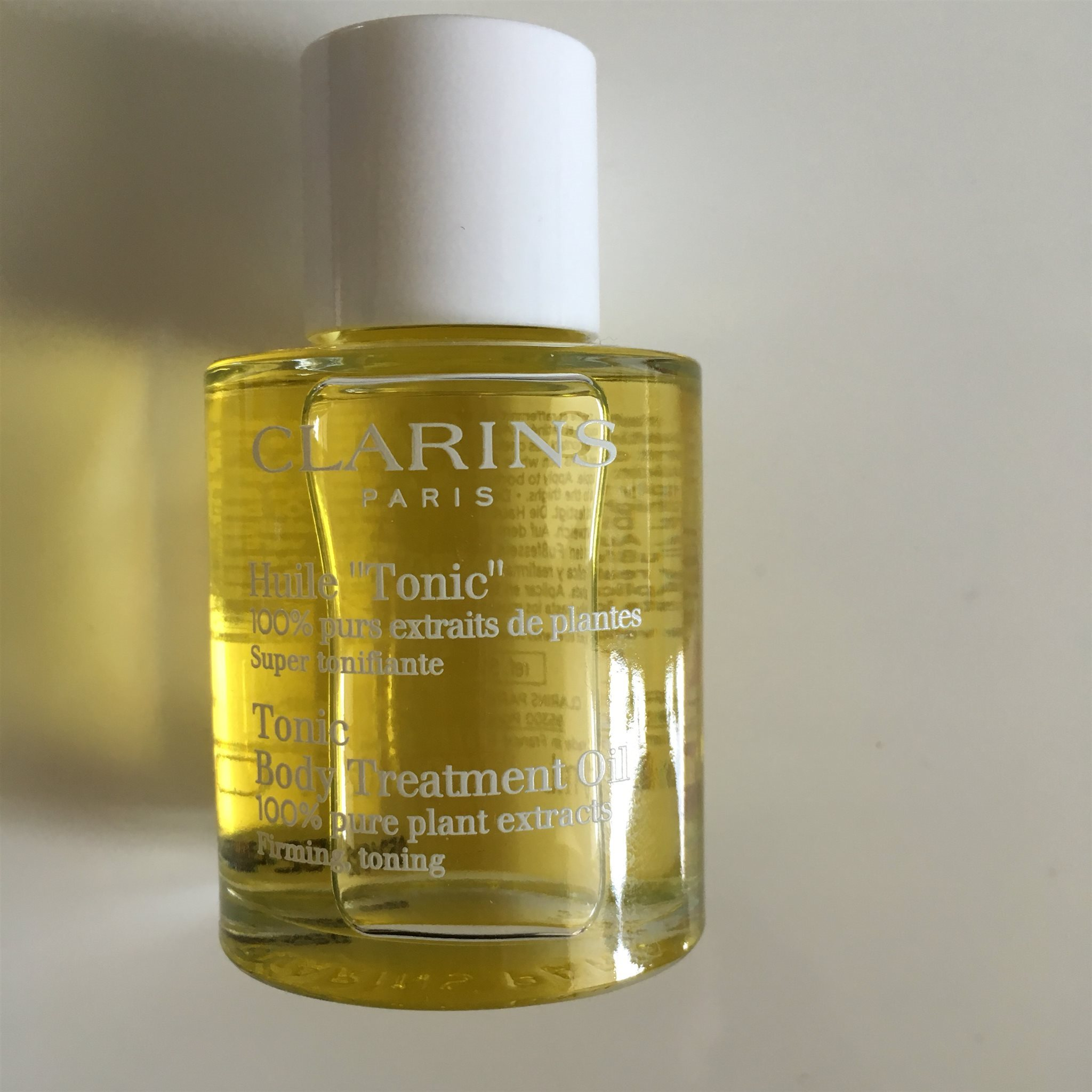 Clarins Tonic Body Treatment Oil 313976964 Kp P Tradera 30ml
