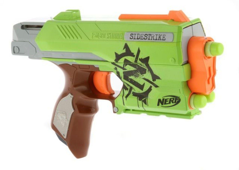 NERF - - - Zombie Strike Sidestrike 7f8a51