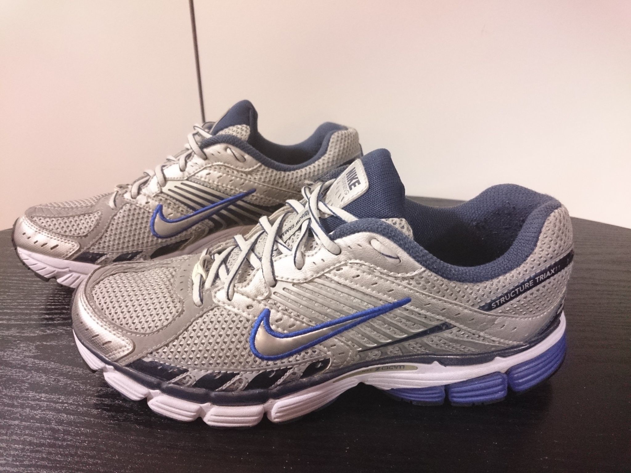 sports shoes 089ce 38e68 Nike Zoom- Structure Triax 11, running stl 45 (363725707) ᐈ ...