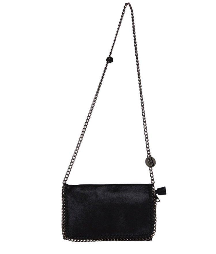 handväska med kedja