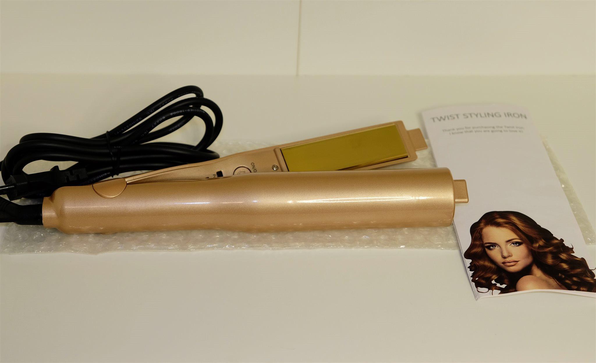 2-i-1 Locktång och Plattång Iron Pro (populär m.. (338452985) ᐈ Köp ... 9edd7fce40f6c
