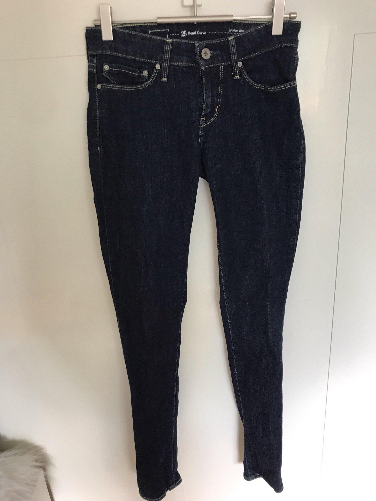 002881009b3 Levis jeans stl 25 (354705360) ᐈ Köp på Tradera