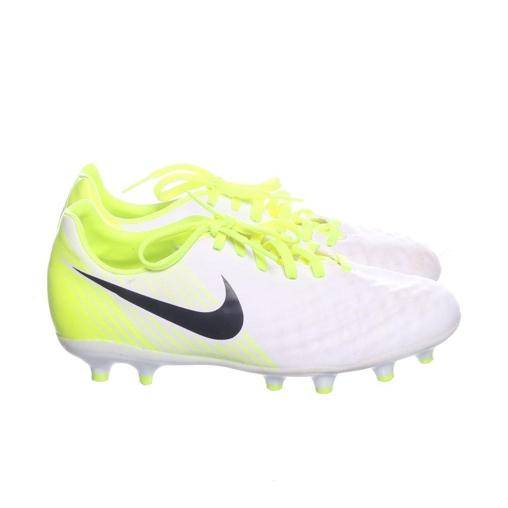 the best attitude 6a75b 8172a Nike, Fotbollsskor, Strl  36, Magista Opus II FG Junior, Vit