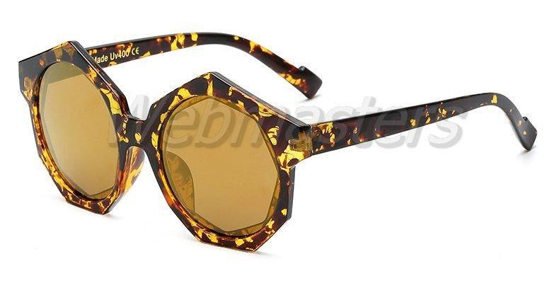 Solglasögon Runda Glas Med Kantiga Bå.. (285251910) ᐈ Webmasters på ... 1f9d237891208