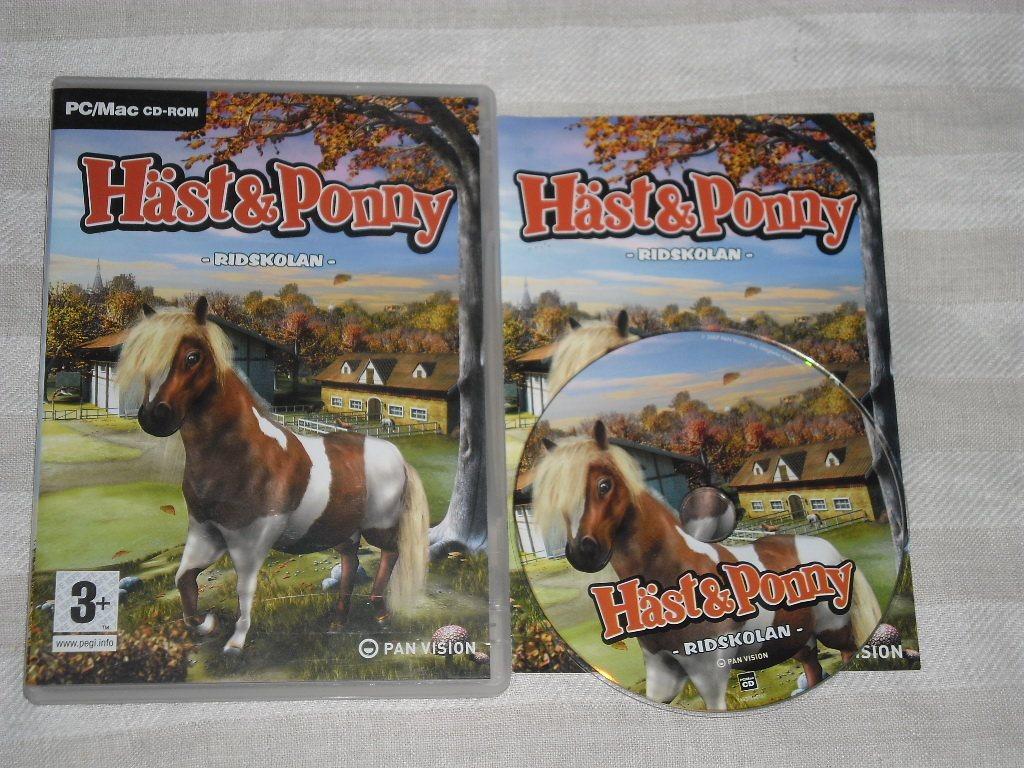 häst och ponny ridskolan