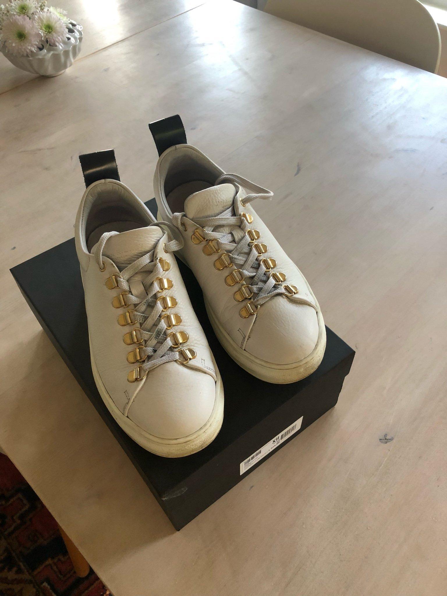 347111fd5ca Fina sneakers från Jim rickey (355049831) ᐈ Köp på Tradera