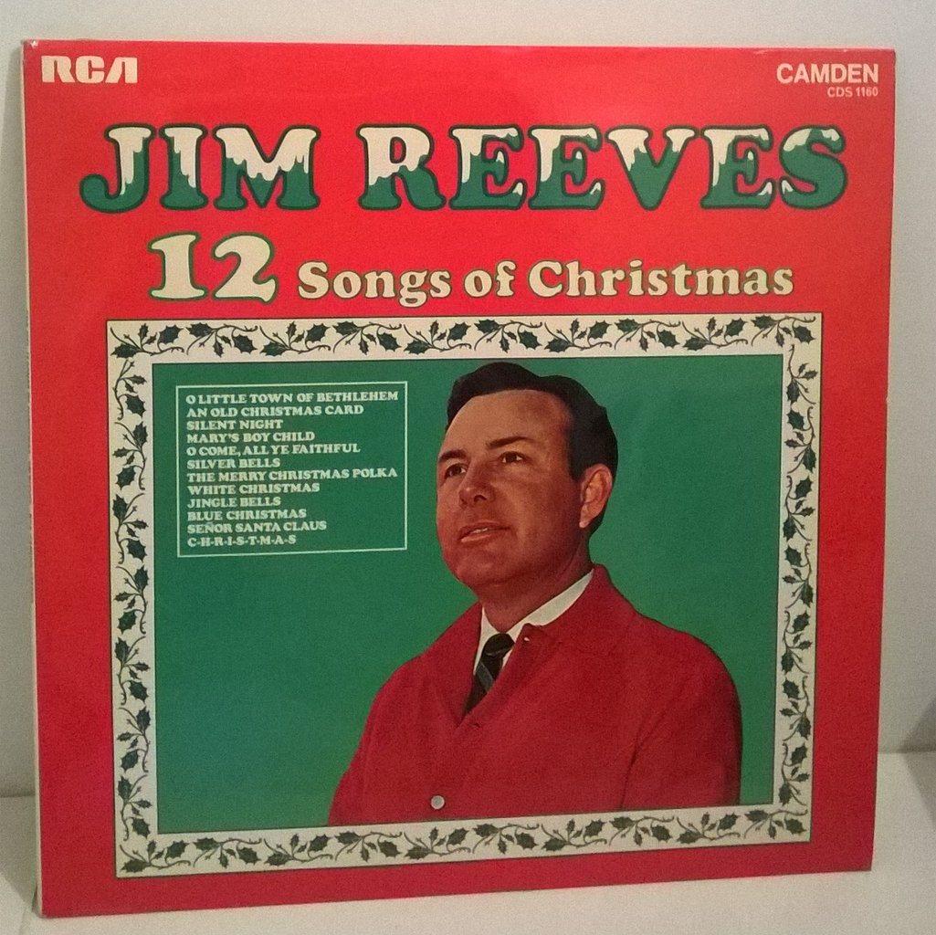 Jim-reeves-12-songs-of-christmas-cd - Best Wallpapers Cloud