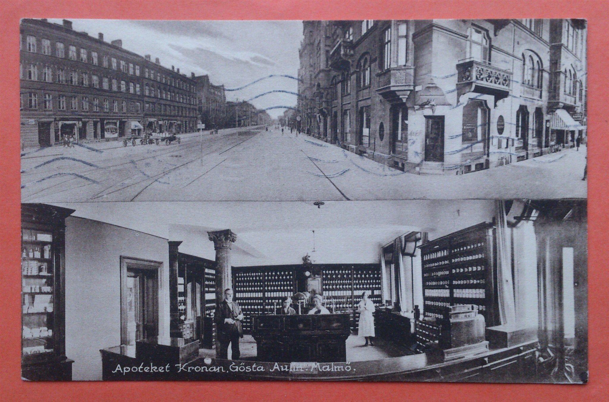 apotek regementsgatan malmö