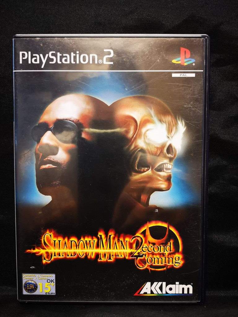 Shadow Man 2econd coming / Ps2 / Sony / Playstation 2
