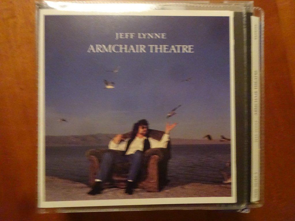 41f9a1cb24e Jeff Lynne Armchair Theatre CD Toppskick (346145902) ᐈ Köp på Tradera