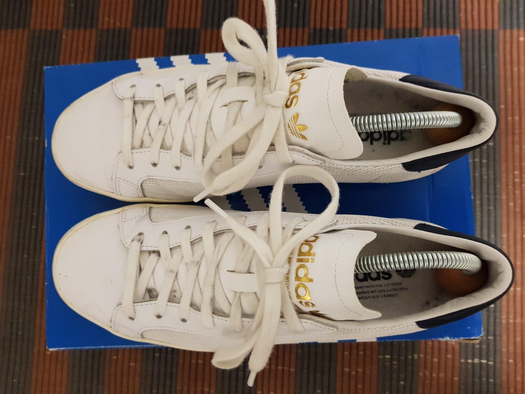 adidas Originals Court Vantage | Vit | Sneakers | S76199
