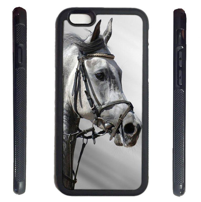 iPhone 7 skal med vit häst bild (281389467) ᐈ CreamTees på Tradera 97171c628dc90