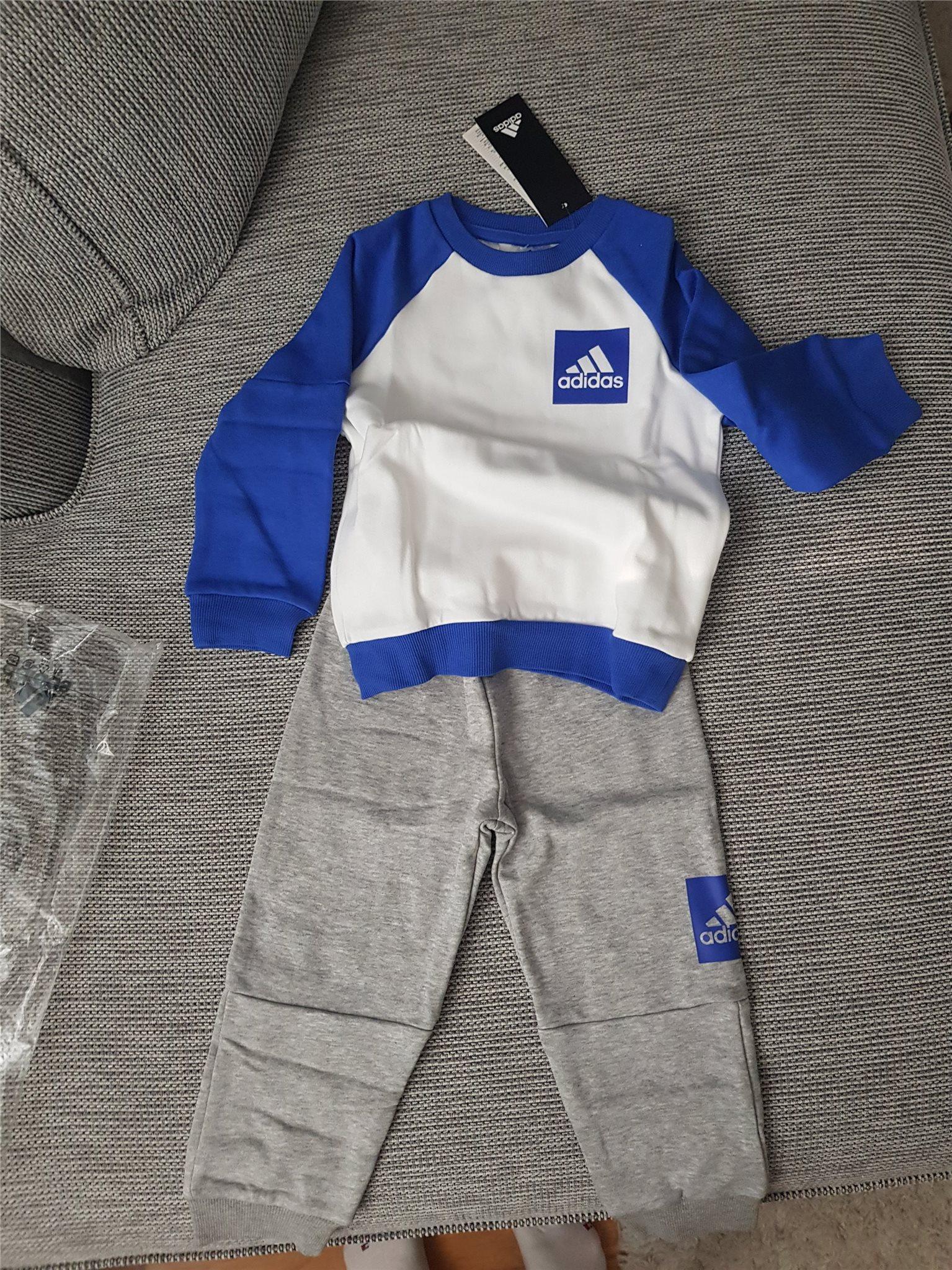 adidas set till barn