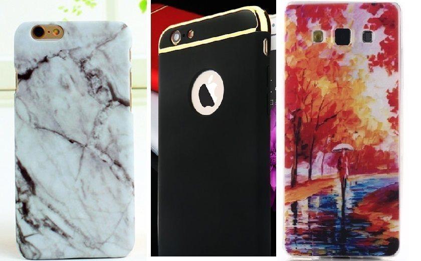 3st iPhone 6   6s Elegant Ultra tunn   Mjuk Skal (338294531) ᐈ Köp ... be982e7550fca