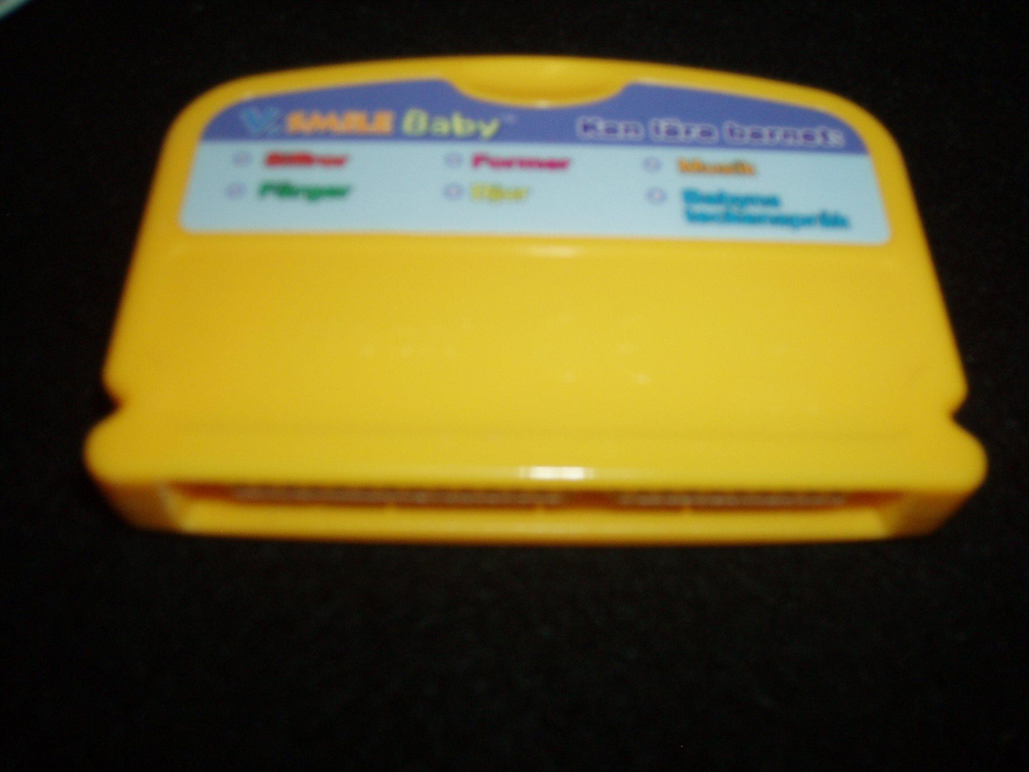 V-TECH Lärospel/Barn TV TV TV spel V-Smile/Utvelkingssystem Vtech/TV GameVsmile-Baby 656078