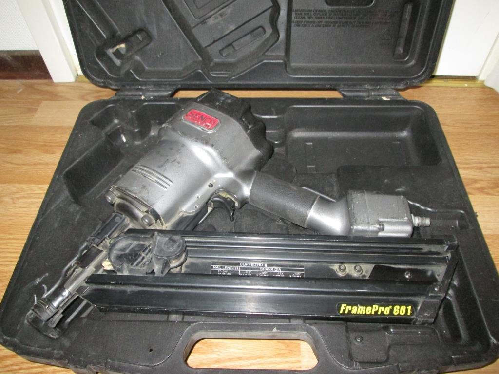 Icke gamla Senco spikpistol Frame pro 601 (360005279) ᐈ Köp på Tradera CV-01